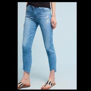 AG Adriano Goldschmied Jeans Women's Size 26 Mid R